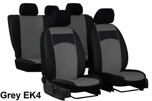 PEUGEOT 2008 2013-2016 ARTIFICIAL LEATHER TAILORED SEAT COVERS FOR CAR