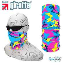 G323 Colour Camouflage Balaclava Bandana Face Mask Neck Tube Scarf Snood Warmer