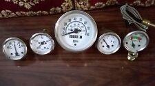 JEEP Willys Speedometer 80 MPH fits 1946-66 CJ-2A, 3A,3B,M38, M38A1 Gauges Kit
