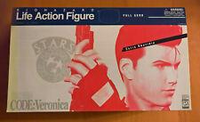 "12"" Dragon Chris Redfield - Biohazard Code Veronica Life Action Figure"