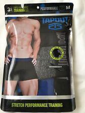 5 Pack Tapout Boxer Shorts Trunks Pantalons Threads S M L XL 2XL nouveau RRP £ 24.99