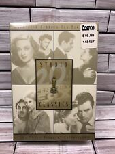 Brand New Studio Classics: The Best Picture Collection Dvd 4 Disc Set All About