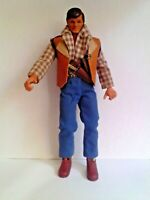 BIG JIM COW BOY - WESTERN - 1971  MATTEL HONG KONG