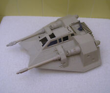 Vtg STAR WARS Rebel Snowspeeder 1980 Working Lights & Sound -Empire Strikes Back
