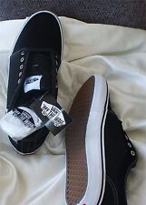 Vans Off the Wall new with out box  Black Shoes Mens 10.5  suede