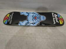 """New listing Relief Skate Supply Abominable Snowman Skateboard Deck 8.0"""""""
