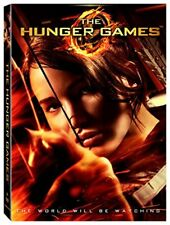 DVD - Adventure - The Hunger Games - Jennifer Lawrence - Josh Hutcherson