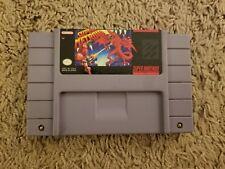 Super Metroid (Super Nintendo/SNES, 1994) Game Cartridge