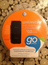 AT&T Go Phone Prepaid Samsung a157V Flip Cell Phone New Factory Sealed