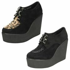 Casual Lace Up Platforms & Wedges Heels for Women