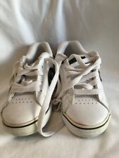Etnies Kids Calli-Vulc White Green Camouflage Skate Shoes UK Size 11C BNWOB