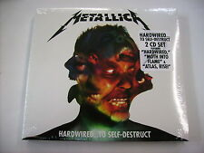 METALLICA - HARDWIRED - 2CD NEW SEALED 2016