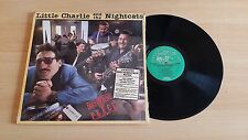 LITTLE CHARLIE AND THE NIGHTCATS-DISTURBING THE PEACE-LP 33 GIRI-CANADA PRESS