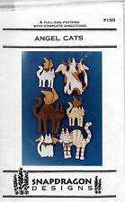 Snapdragon Designs - Angel Cats - #150 - Chris Calloway - 1995