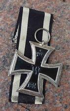 original  Orden  Eisernes Kreuz II Klasse  1914 markiert Fr Friedländer
