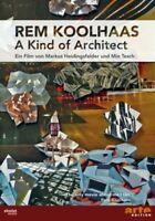 REM KOOLHAAS Û A KIND OF ARCHI - HEIDINGSFELDER,MARKUS/TESCH   DVD NEU