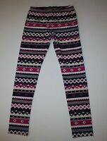 New Gymboree Fair Isle Print Leggings NWT Size 4 5 6 7 8 10 12 Year Plum Pony