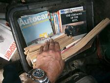 Car Magazines Job Lot - Approx 200 Mixed and some Car Workshop Manuals