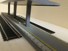 banchina di stazione plastico ferroviario