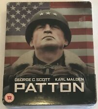 Patton Steelbook Edition Blu-ray Region B