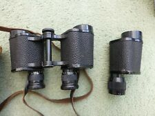 Carl Zeiss Jena DF 6 X 30 AND Aquilus Monocular 8 x 30 - with cases - read desc