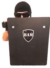 BALLISTIC SHIELD | Bullet Proof Body Armor -Level III+ L3+ 12x14 STOPS .556 .308