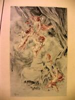 1936 DUVERNOIS +EX SUR MADAGASCAR N°129+ JOLI LIVRE ILLUSTRE COULEUR MONTMARTRE