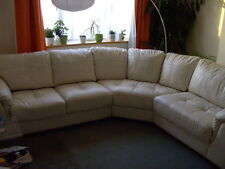 Leather Modern Sofas, Armchairs & Suites
