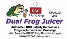 Tam Valley Depot DCC New 2018 Dual Frog Juicer DFJ003U v2.0 ~ 2 to 30 Amps ~ New