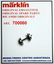 MARKLIN 70006 700060 ASSE A.C. - RADSATZ ZAPFEN  D/12 L 27,5 D 14,7