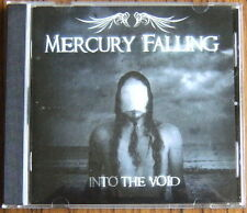 MERCURY FALLING Into The Void CD (2012)