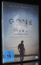 DVD GONE GIRL - DAS PERFEKTE OPFER - NACH DEM ROMAN VON GILLIAN FLYNN ** NEU **