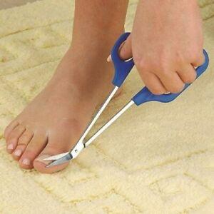 Trimmer Nail Toe Scissors Manicure Pedicure Trim Chiropody Cutter Clipper Tool