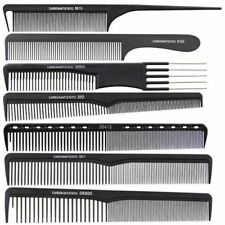 Hairdressing Antistatic Cutting Comb Barber Stylist Set Hair Comb Brushes Tool