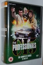 I PROFESSIONISTI SERIE COMPLETA Collection DVD COFANETTO NUOVO & SIGILLATO
