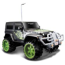 Maisto 1:16 Control Remoto Jeep Wrangler Rubicon Juguete 4x4 Coche