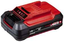 BATERÍA REPUESTO 18V 2,6 Ah POWER PACK PLUS EINHELL