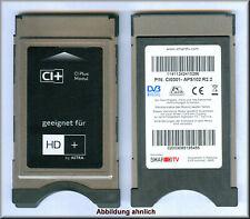 HD+ Modul für TV und Sat-Receiver mit CI+ Slot auch für HD01- u. HD02-Karten !!!