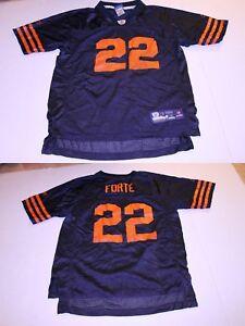 Youth Chicago Bears Matt Forte L (14/16) Jersey (Navy Blue) Reebok Jersey