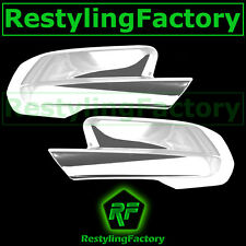 2010-2014 FORD MUSTANG Chrome plated Full ABS Mirror Cover a pair 10-12