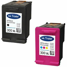 HP 300xl Black & Colour High Capcity Ink Cartridge for Photosmart C4680 Printer