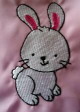 Personalised Bunny/Rabbit Gym/Tote/School/Pe/Toy Drawstring Bag