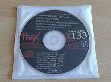 HIT TRAX (GREEN DAY, SCORPIONS, BJORK) - CD PROMO COMPILATION