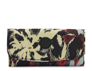 Kipling MONEY LAND Large Purse/Wallet CASUAL FLOWER Print FW21  RRP £44