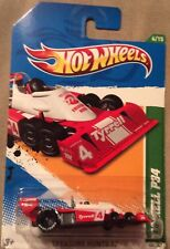 2012 Hot Wheels Treasure Hunts Tyrrell P34 Limited Edition Rare Special Super 6