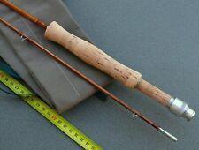 CANNE à pêche MOUCHE Bambou Fishing split Cane Bamboo Fly Rod Canna Mosca Bambu
