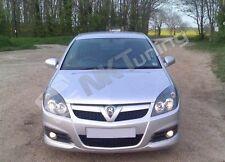 Vauxhall Vectra C Front bumper spoiler 2005 - 2008 (1427)