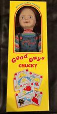 "Child's play 2 Chucky good guy doll figure life size 30 "" Inch Halloween"