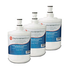 Fits Whirlpool 8171413 Edr8D1 8171414 46-9002 Refrigerator Filter 3 Pack