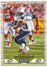 2016 Panini Playoff 1st Down Parallel /99 #175 Kendall Wright Titans